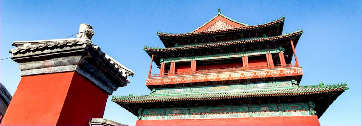 Visit the majestic buildings of old Beijing!